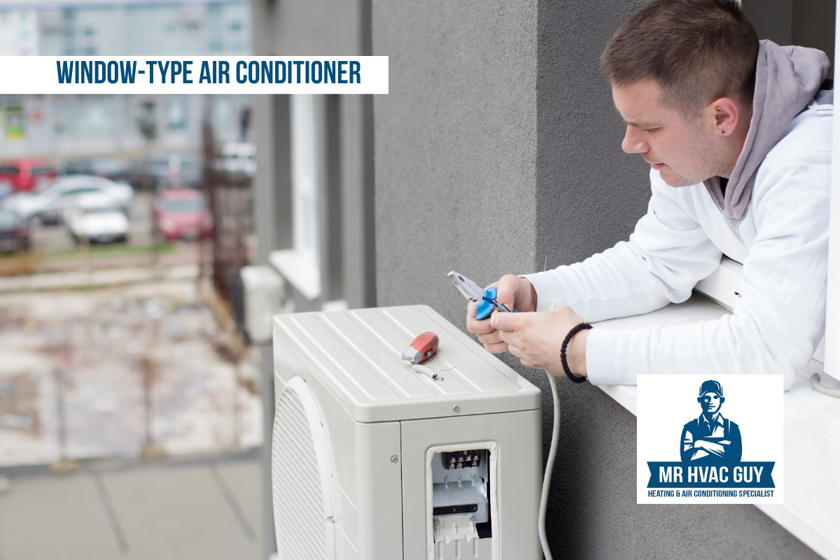 type of air conditioner